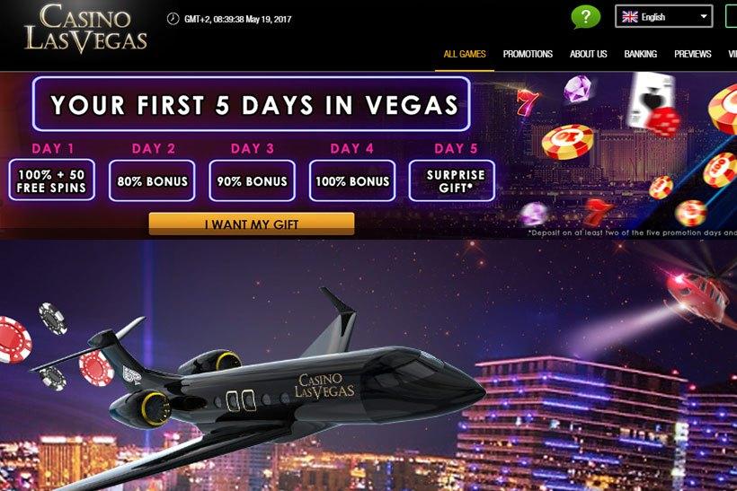 Casino Las Vegas Prize Raffle