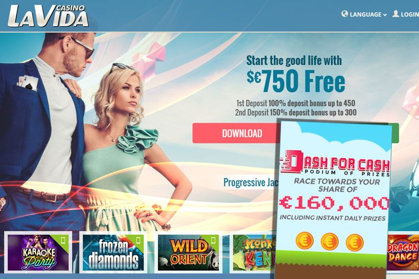 Fortune Lounge Casino Hosts Mega Promotion
