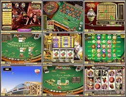 What Games Can I Play at Online Casinos and is it the Same as a Land Based Casino?