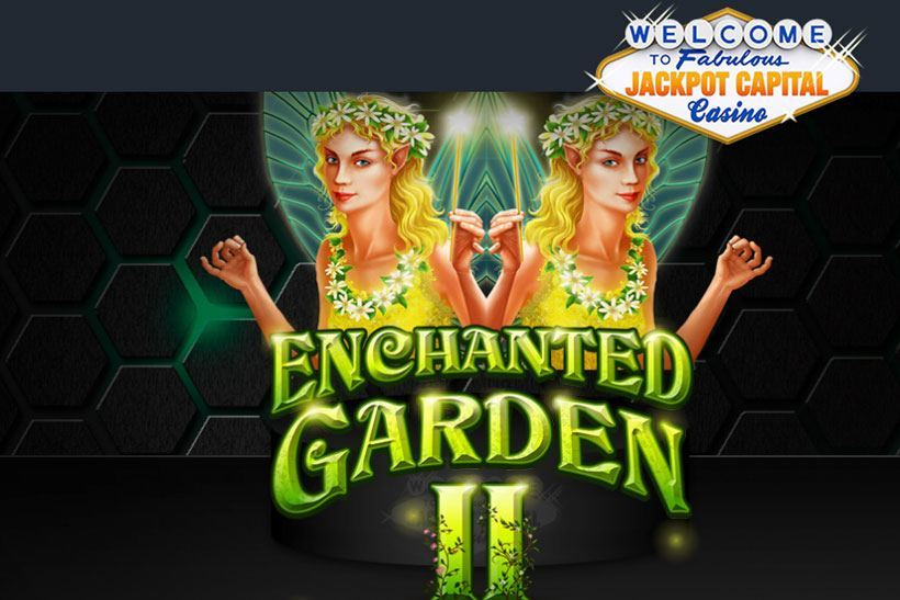 Take A Trip Through Enchanted Garden II