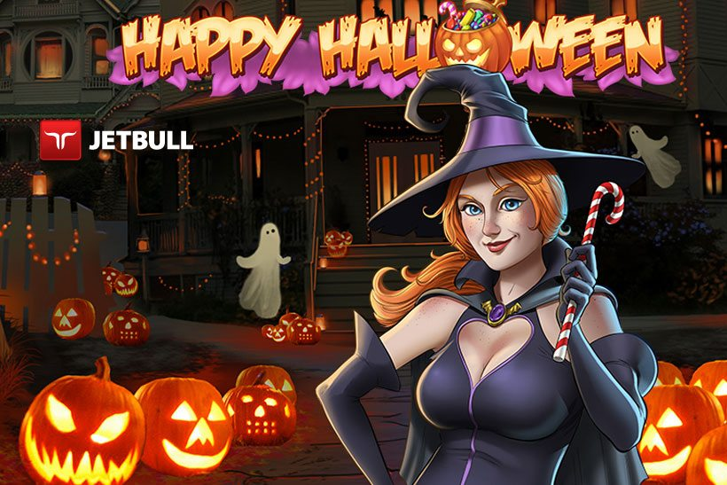 Happy Halloween Is The Perfect Seasonal Pokie