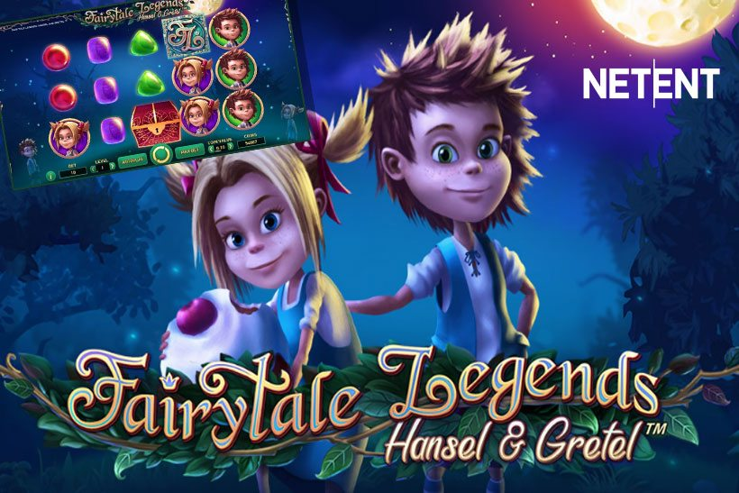 Hansel & Gretel Slot Goes Live