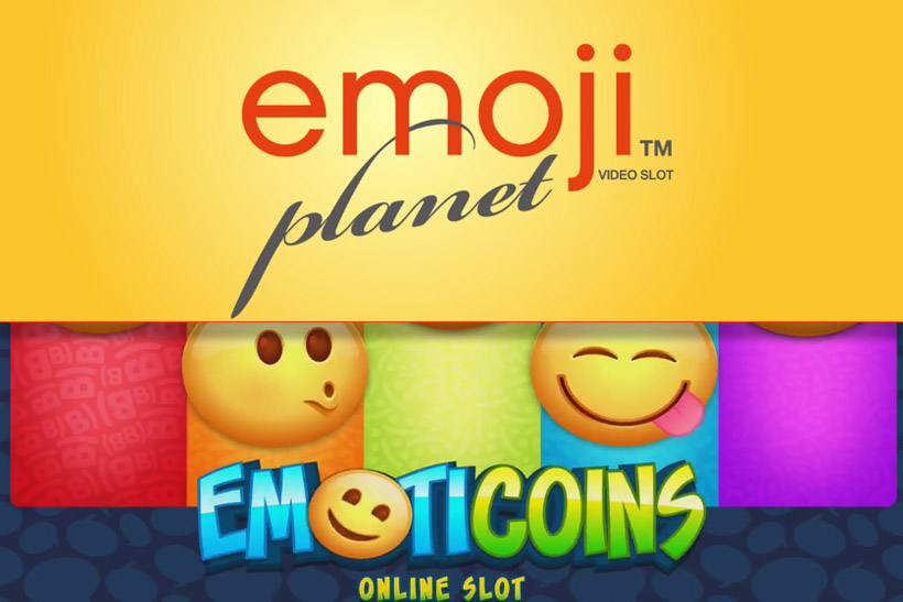 New Emoji Slot Games at Online Casinos
