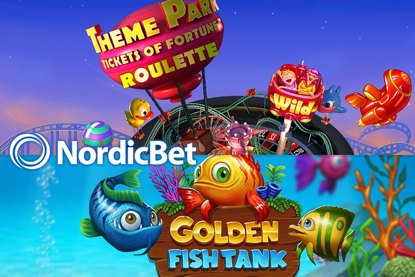 Golden Fish Tank Online Pokie At NordicBet
