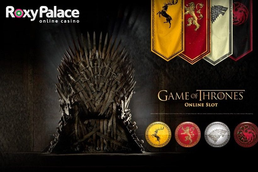 Game of Thrones Slot Features in New Promo
