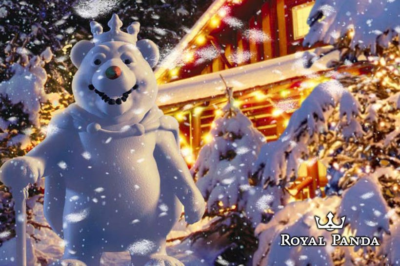 Royal Panda Is A NetEnt Online Casino