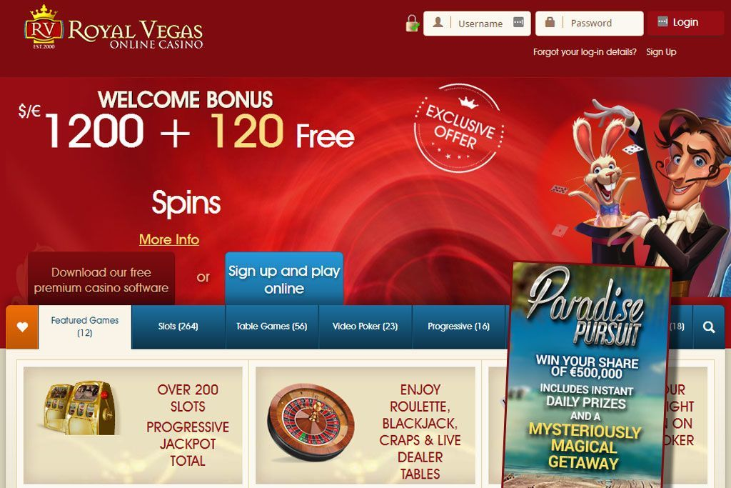New Promo at Microgaming Casino
