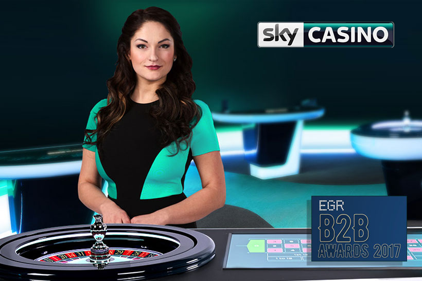 eGR Victory for Sky Live Casino