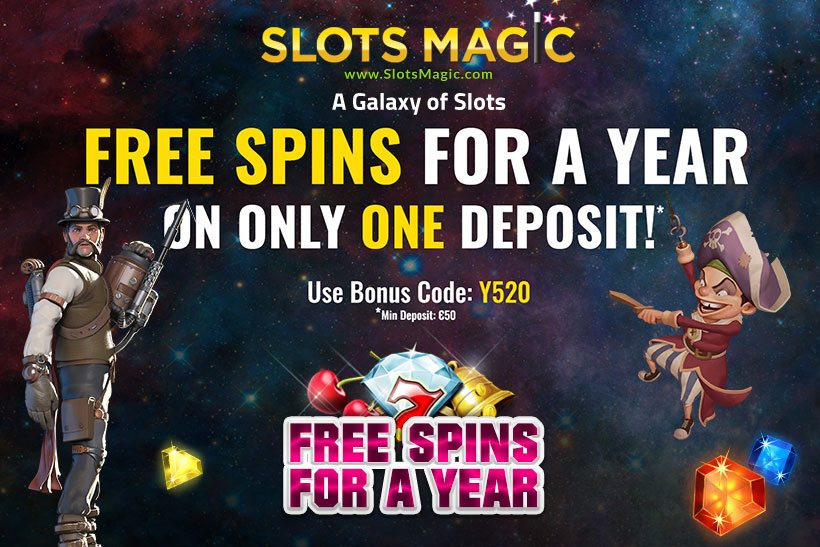 Slots Magic Has Multiple Software Providers