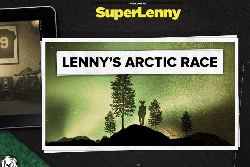 Super Lenny Casino Is Powered By Microgaming