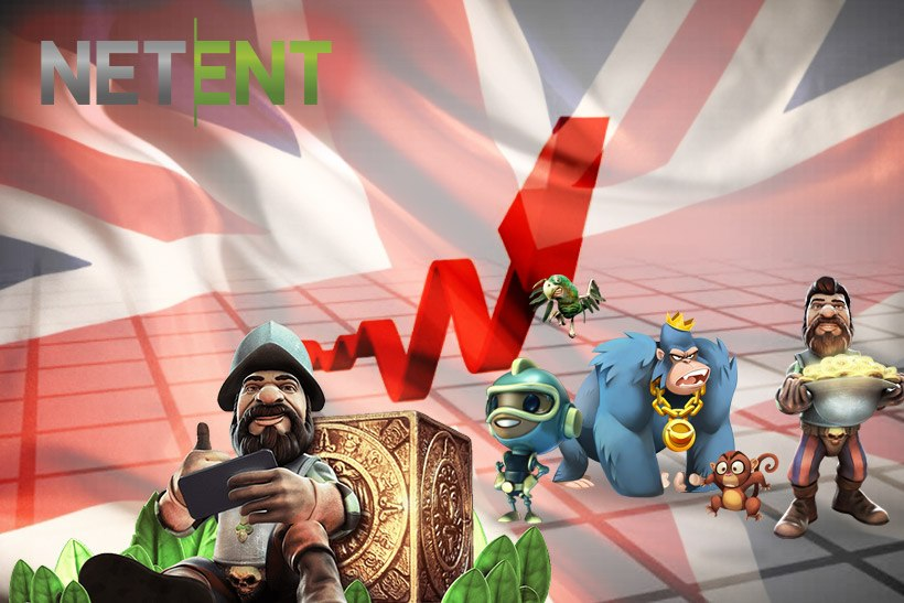 NetEnt Revenues Increase 15%
